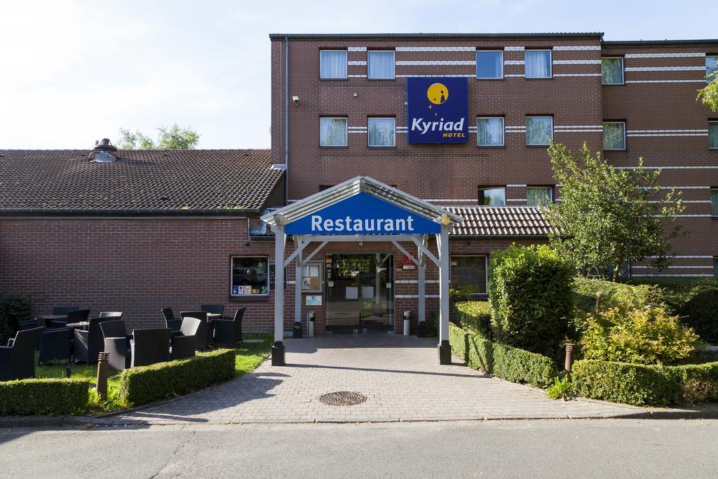 Hotel kyriad lille est villeneuve d 39 ascq - Spa villeneuve d ascq ...